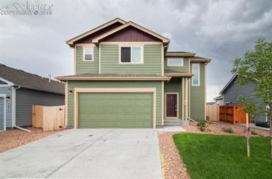 9615 Rubicon Drive, Colorado Springs, CO 80925 - #: 6355518