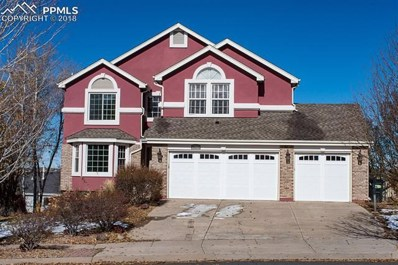 6635 Bitterroot Drive, Colorado Springs, CO 80923 - #: 6383358