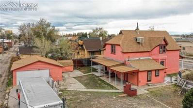 918 E Evans Avenue, Pueblo, CO 81004 - #: 6403924