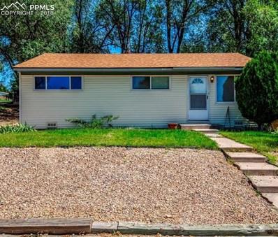 341 Davie Drive, Colorado Springs, CO 80911 - #: 6411318