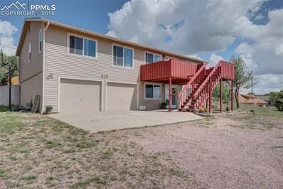 825 Circle Road, Palmer Lake, CO 80133 - #: 6499544