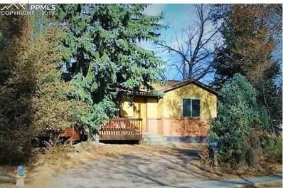 3634 Windflower Circle, Colorado Springs, CO 80918 - #: 6553983