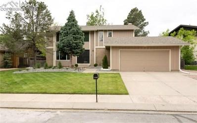3909 S Midsummer Lane, Colorado Springs, CO 80917 - #: 6618433