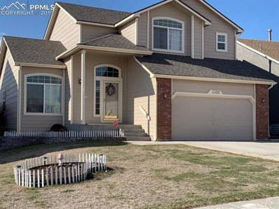 5331 Sparrow Hawk Way, Colorado Springs, CO 80911 - #: 6865711