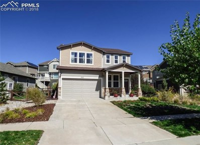 8240 Mahogany Wood Court, Colorado Springs, CO 80927 - #: 6982900