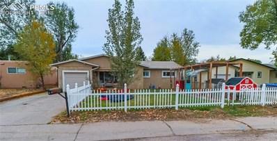137 Steven Drive, Colorado Springs, CO 80911 - #: 7005904