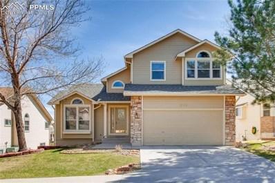 1205 Bison Ridge Drive, Colorado Springs, CO 80919 - #: 7022142