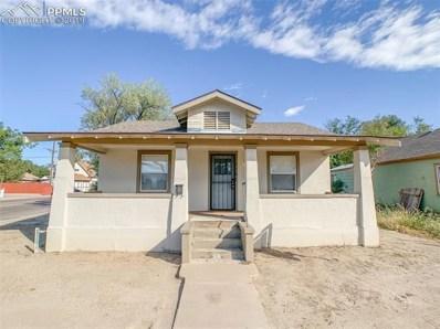 1701 E 4th Street, Pueblo, CO 81001 - #: 7076005