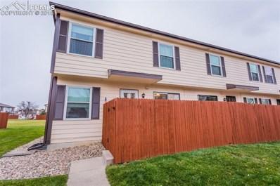 2322 Lexington Village Lane, Colorado Springs, CO 80916 - #: 7212002