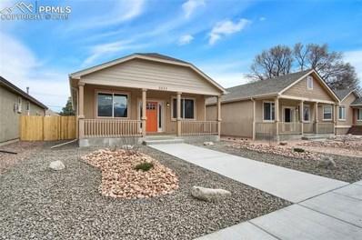 3033 Virginia Avenue, Colorado Springs, CO 80907 - #: 7322066