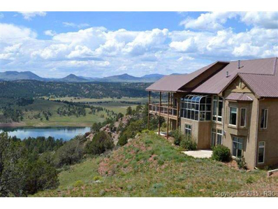 317 S Lakeview Heights, Florissant, CO 80816 - #: 743469