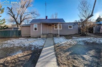 2517 Wheeler Avenue, Colorado Springs, CO 80904 - #: 7486722