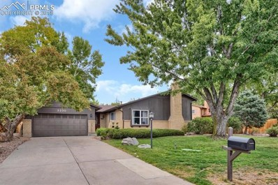 2230 Brookwood Drive, Colorado Springs, CO 80918 - #: 7878321