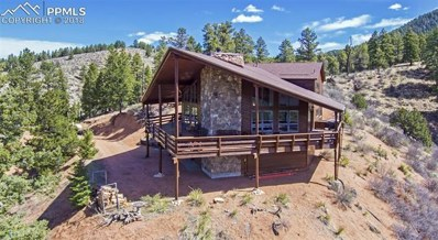 270 Spruce Road, Woodland Park, CO 80863 - #: 7887891