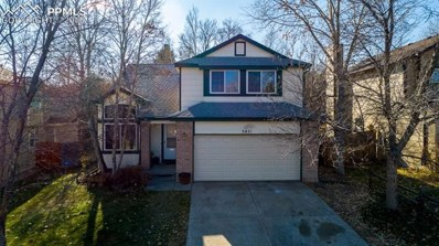 3871 Point Of The Rocks Drive, Colorado Springs, CO 80918 - #: 7967132