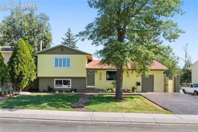 2575 Nadine Drive, Colorado Springs, CO 80916 - #: 8017676
