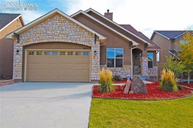 5363 Fossil Butte Drive, Colorado Springs, CO 80923 - #: 8021169