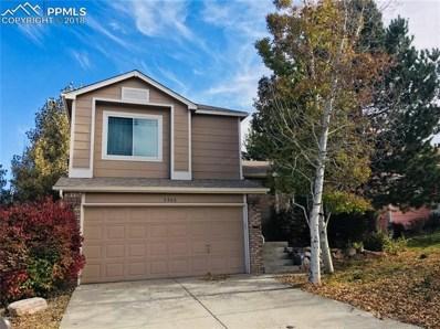 5460 Paradox Drive, Colorado Springs, CO 80923 - #: 8278433