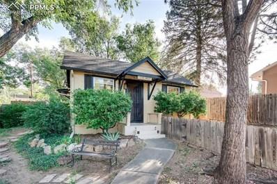 2228 W Uintah Avenue, Colorado Springs, CO 80904 - #: 8731941