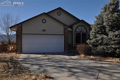 310 Oneil Court, Colorado Springs, CO 80911 - #: 8742061