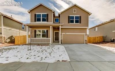 7211 Silver Moon Drive, Colorado Springs, CO 80923 - #: 9154255