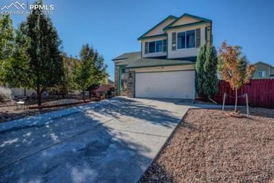 1337 Grass Valley Drive, Colorado Springs, CO 80906 - #: 9177757