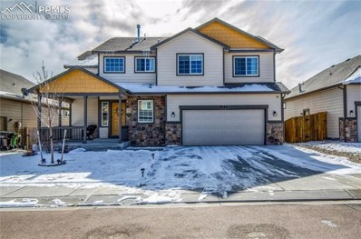 4889 Justeagen Drive, Colorado Springs, CO 80911 - #: 9297249
