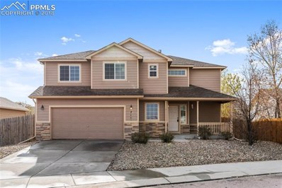 7401 Willow Pines Place, Fountain, CO 80817 - #: 9492181