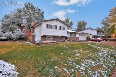 2970 El Capitan Drive, Colorado Springs, CO 80918 - #: 9544259