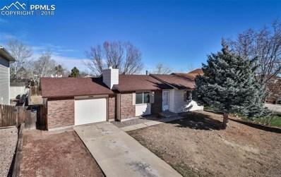 7740 Feldspar Drive, Colorado Springs, CO 80911 - #: 9634415