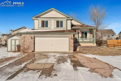 8018 Ferguson Road, Peyton, CO 80831 - #: 9896226
