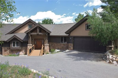 58 Crescent Moon Trail, Silverthorne, CO 80498 - #: S1009740