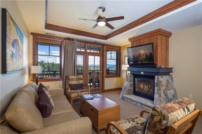 1521 Ski Hill Road UNIT 8206, Breckenridge, CO 80424 - #: S1009774