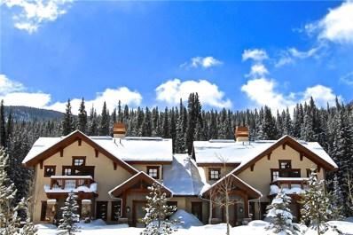 124 Beeler Place UNIT 124A, Copper Mountain, CO 80443 - #: S1010729