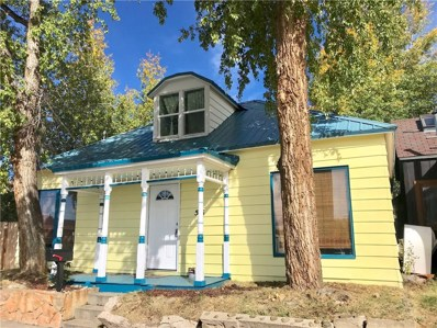 516 East 7th St, Leadville, CO 80461 - #: S1011144