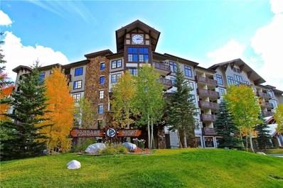 910 Copper Road UNIT 414, Copper Mountain, CO 80443 - #: S1011229