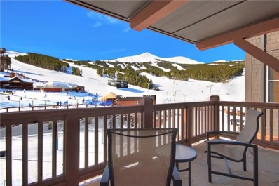 1521 Ski Hill Road UNIT 8401, Breckenridge, CO 80424 - #: S1011579