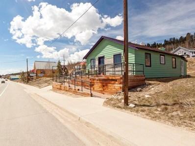 135 Main Street, Alma, CO 80420 - #: S1011689