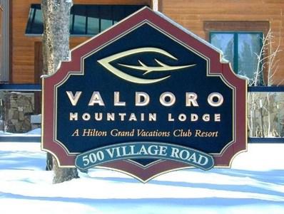500 Village Road UNIT 103, Breckenridge, CO 80424 - #: S1011920