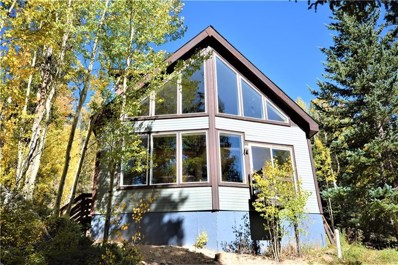 352 Nuthatch Drive, Alma, CO 80420 - #: S1015583