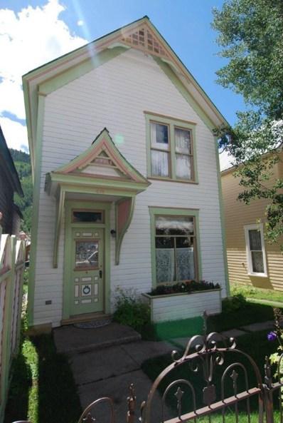 432 W Colorado Avenue, Telluride, CO 81435 - #: 37509