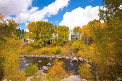 971 W Beaver Creek Boulevard UNIT B3, Avon, CO 81620 - #: 933458