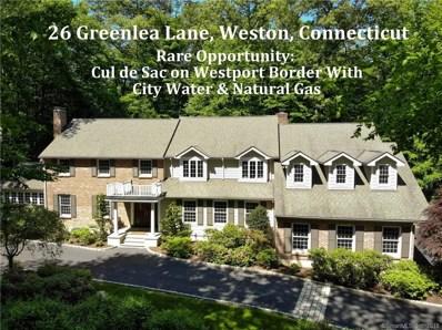26 Greenlea Lane, Weston, CT 06883 - #: 170087332