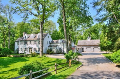 52 Parade Hill Lane, New Canaan, CT 06840 - #: 170090750