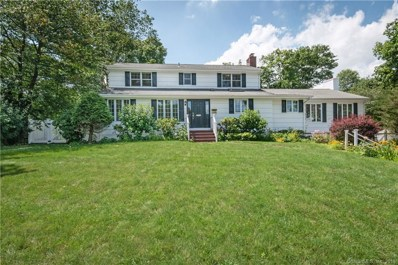 60 Field Crest Road, New Canaan, CT 06840 - #: 170107176