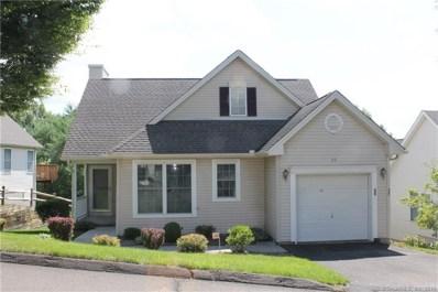 25 Hamden Hills Drive UNIT 25, Hamden, CT 06518 - #: 170114023