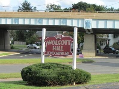 53 Wolcott Hill Road UNIT C20, Wethersfield, CT 06109 - #: 170127182