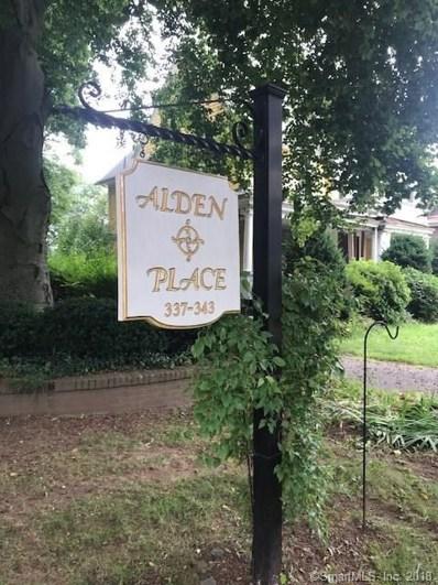 341 Alden Avenue UNIT 12, New Haven, CT 06515 - #: 170127267