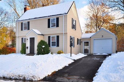 25 Boswell Road, West Hartford, CT 06107 - #: 170142682