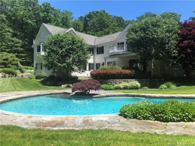 116 Huckleberry Hill Road, New Canaan, CT 06840 - #: 170226080
